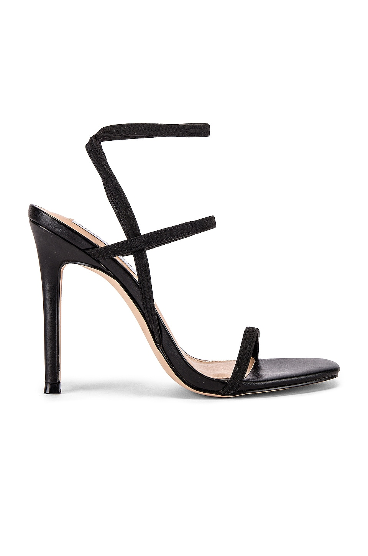 Steve Madden Nectur Sandal in Black