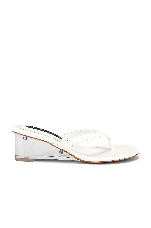 Steve Madden Lulu Sandal in White