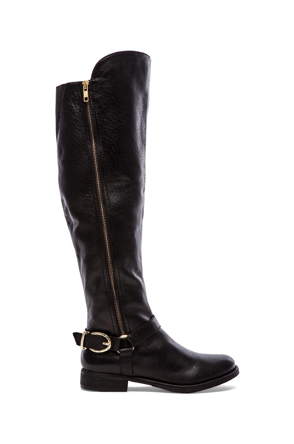 Steve Madden Skippur Boot in Black