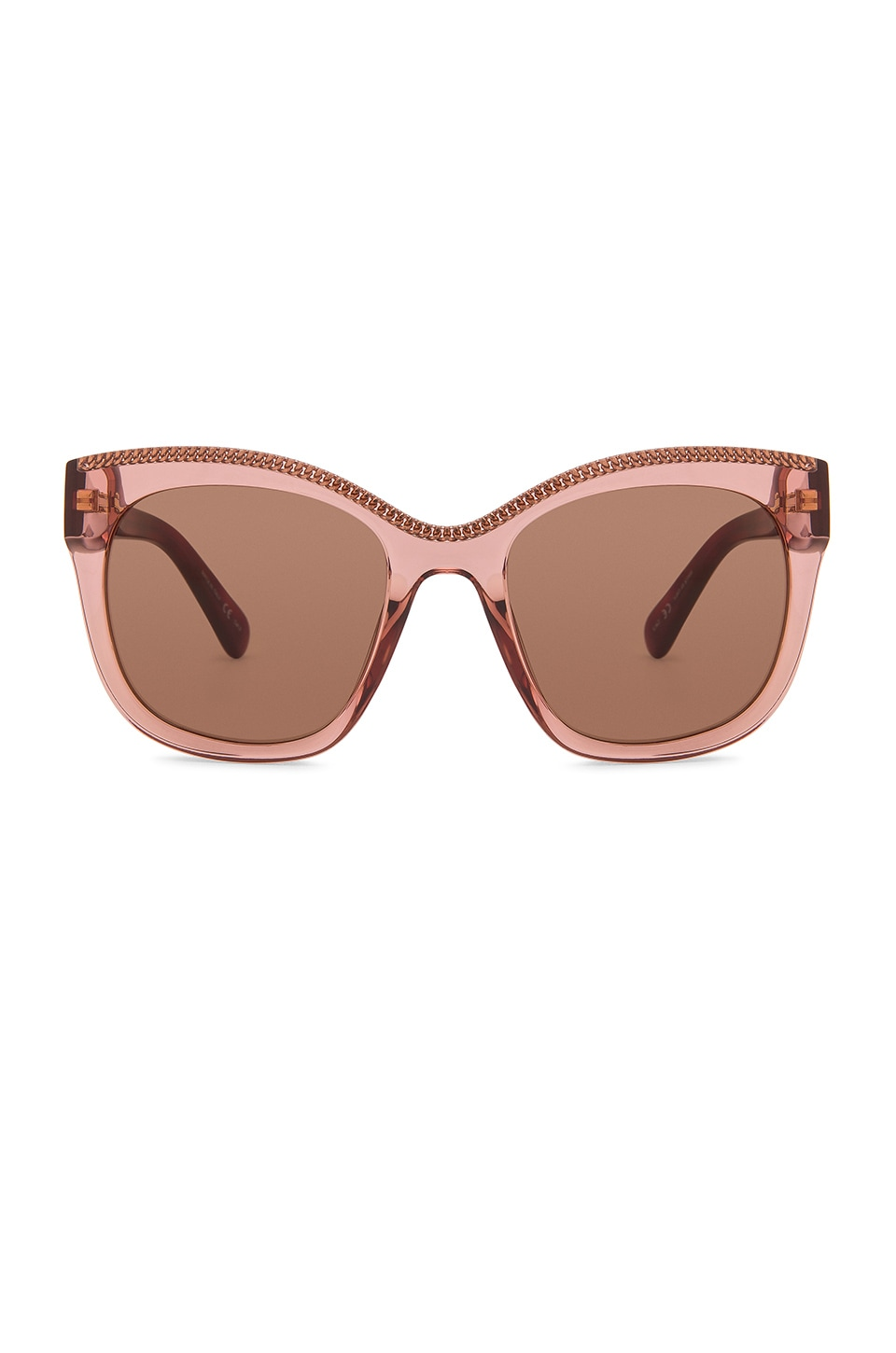 Stella McCartney LUNETTES DE SOLEIL FALABELLA CAT EYE