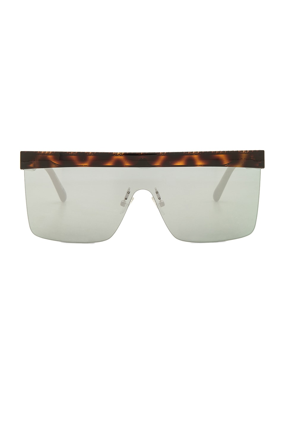 Stella McCartney GAFAS DE SOL FLATTOP SHIELD