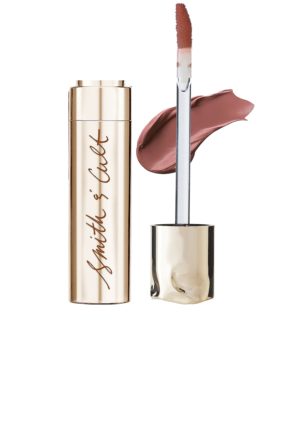 Smith & Cult Lip Stain Flatte in Kissing Tiny Flowers