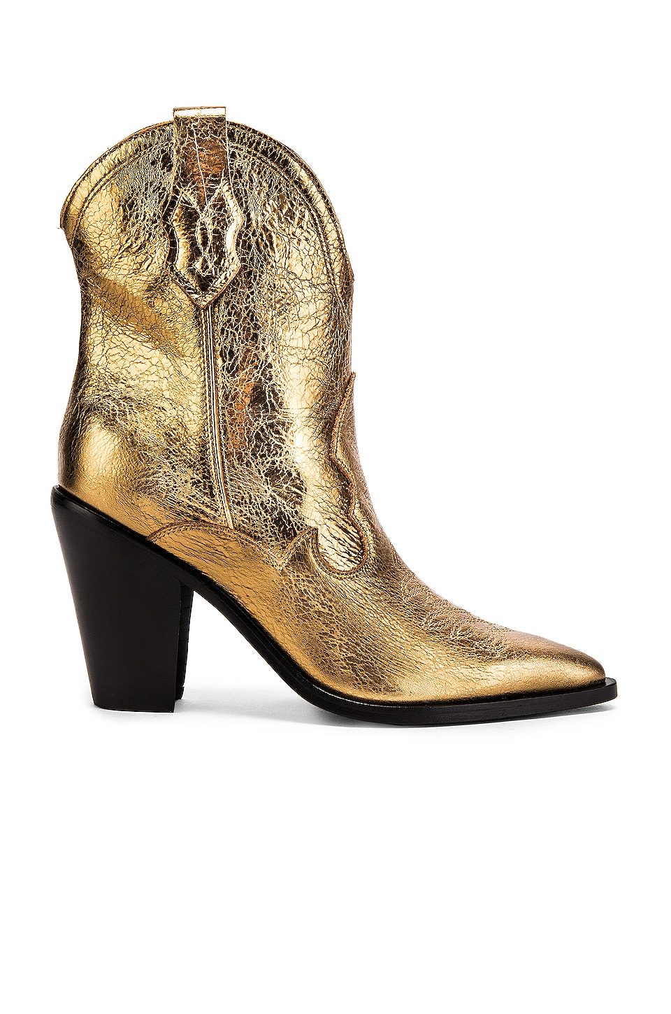 Sigerson Morrison Kalila Boot in Bronze
