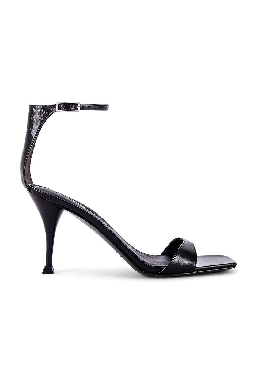 Sigerson Morrison Carita Stiletto en Black