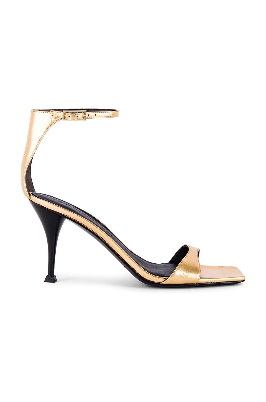 Sigerson Morrison Carita Stiletto in Gold