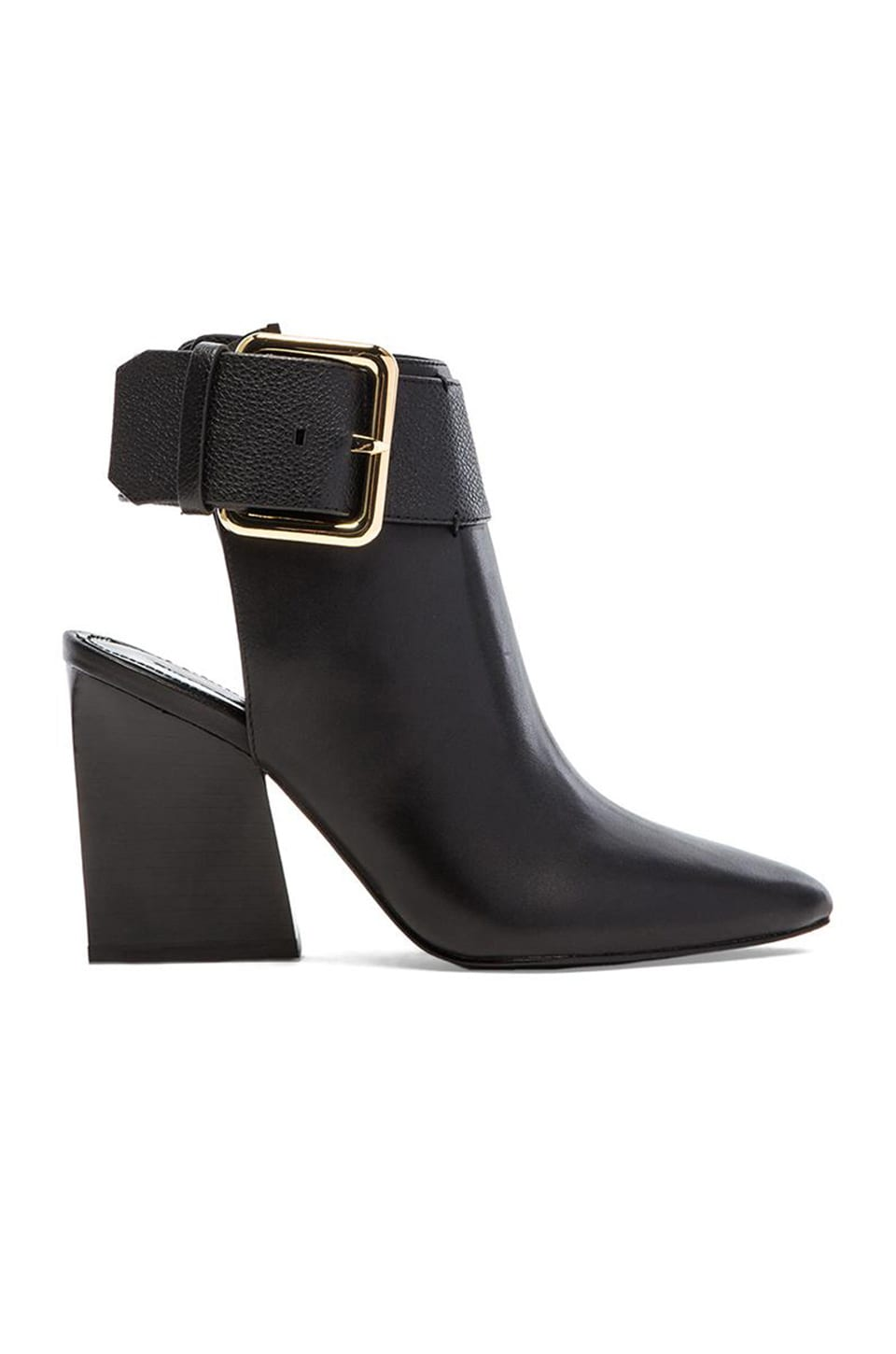 Sigerson Morrison Ice Bootie in Black