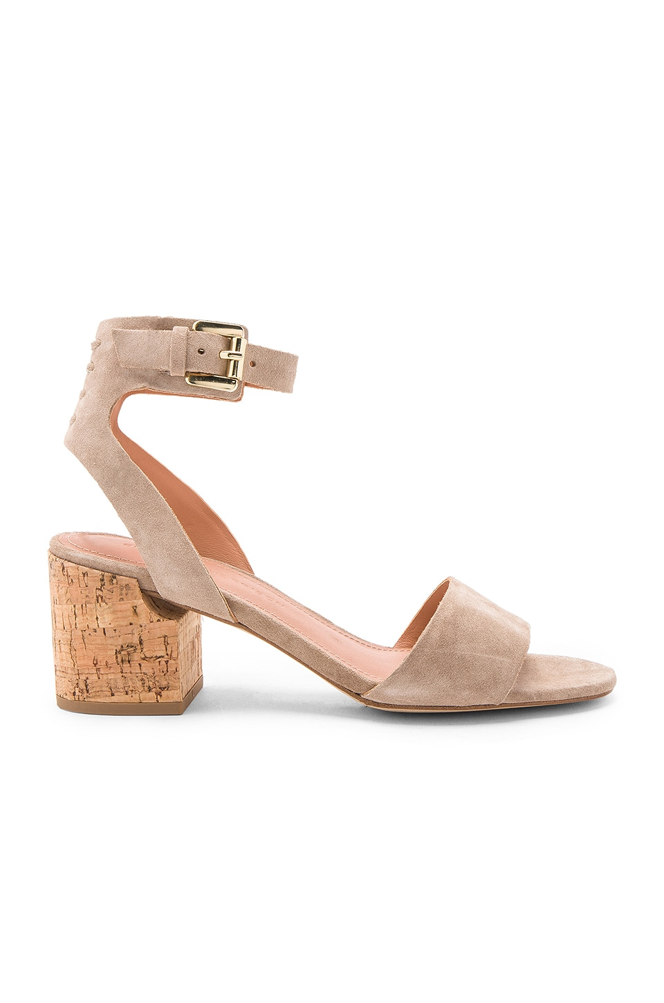 Sigerson Morrison Riva 2 Heel in Seppia