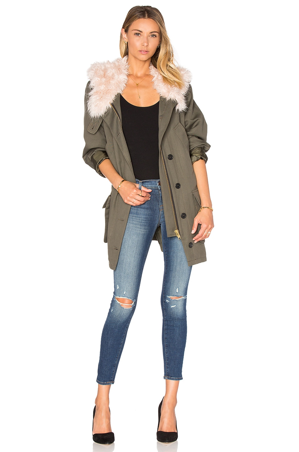 Anorak Jacket at Revolve Clothing