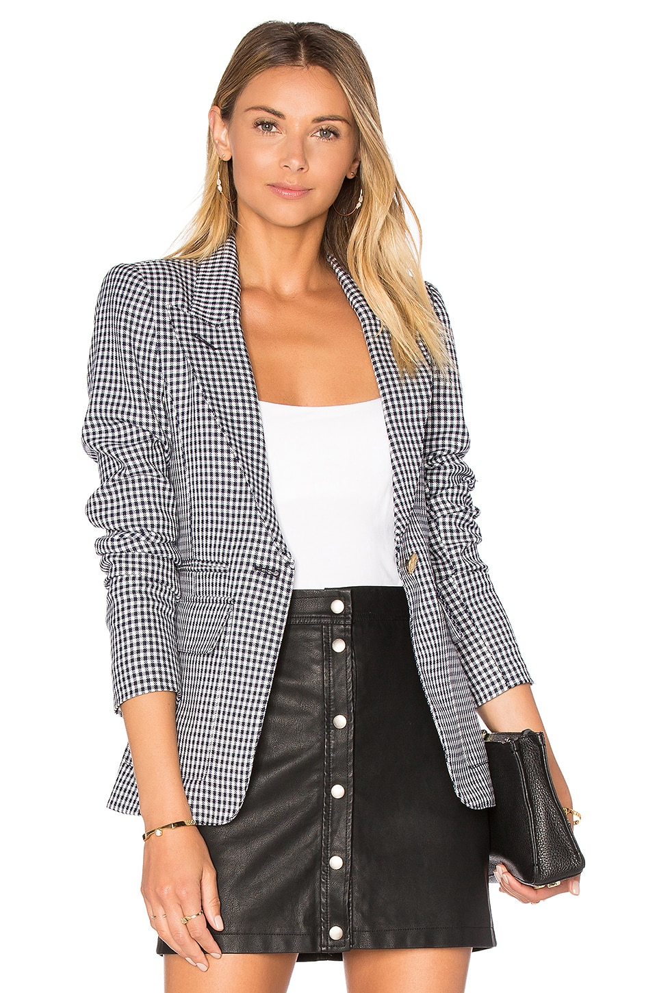 Patch Pocket Blazer at REVOLVE
