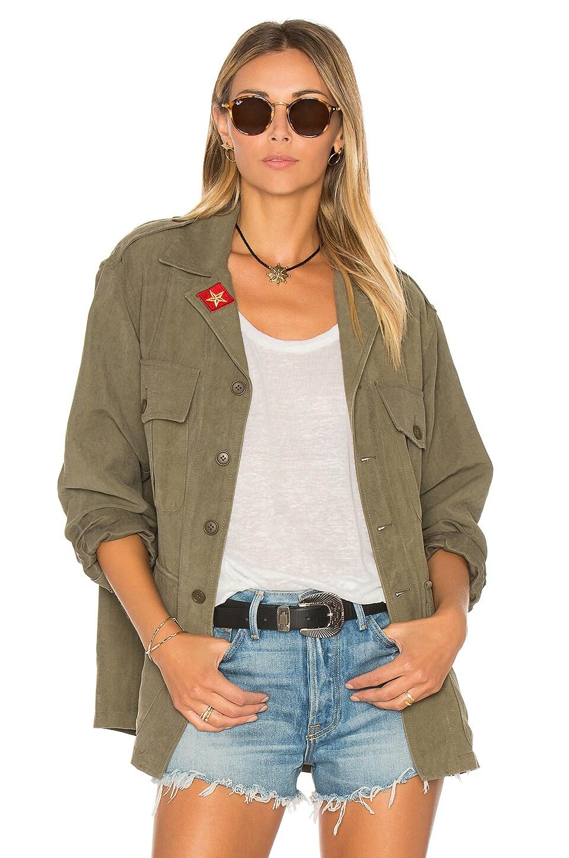 Army Shirt Jacket at REVOLVE