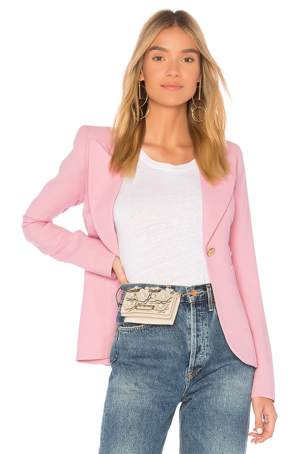 Duchess Breast Cancer Awareness Blazer