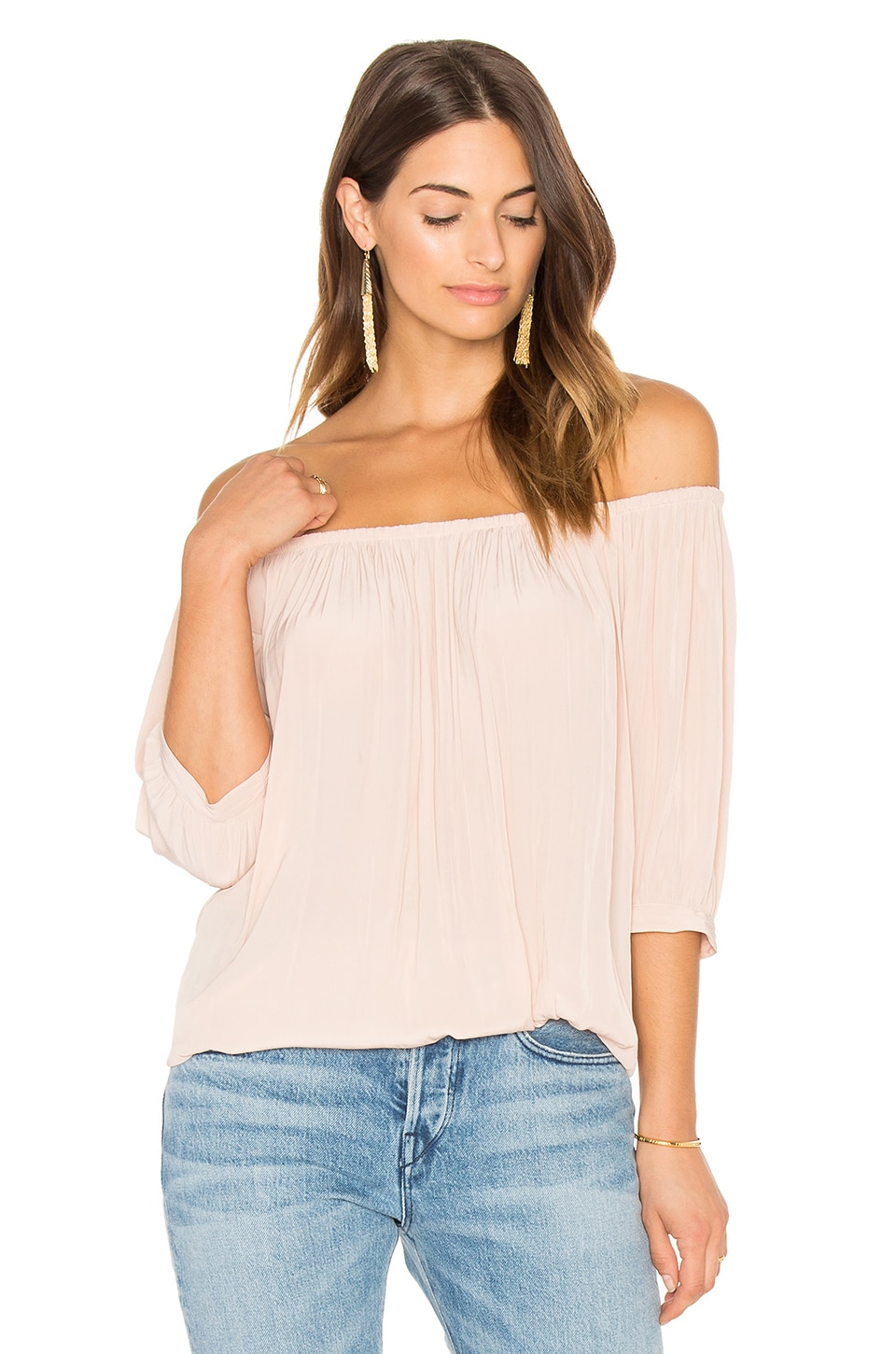 Gypset Blouse at REVOLVE