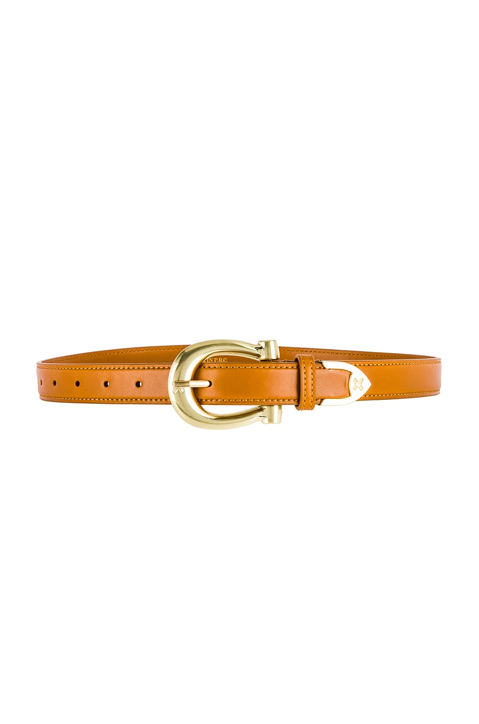 Sancia The Camille Belt in Cognac