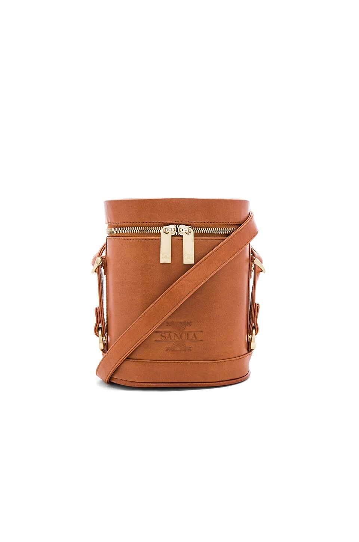 Luna Zipper Bag by Sancia