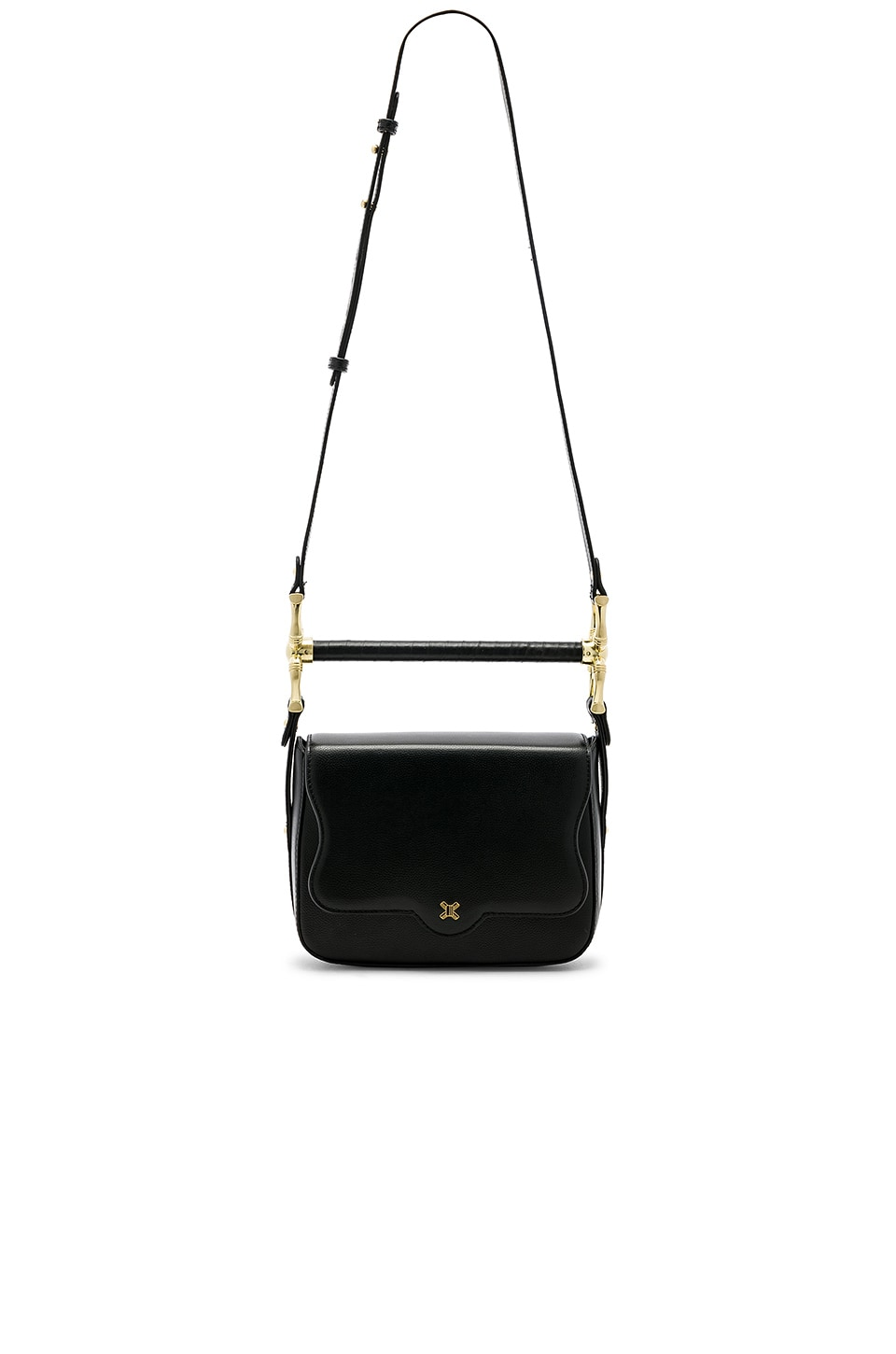 Sancia The Rome Crossbody in Black