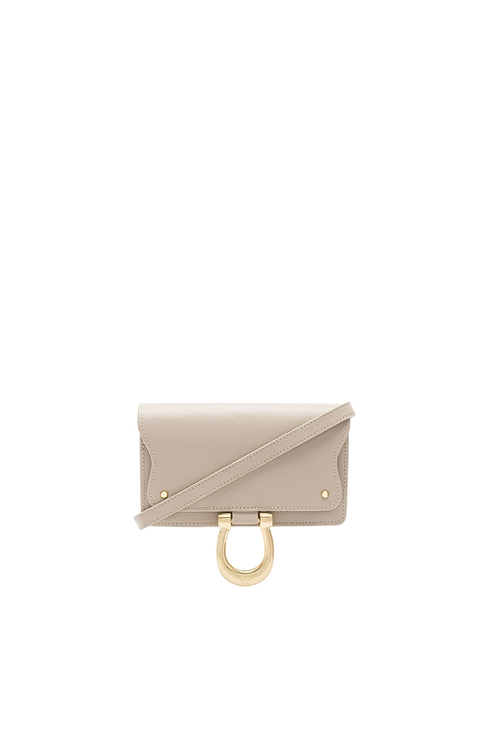 Sancia The Paris Mini Crossbody in Dove