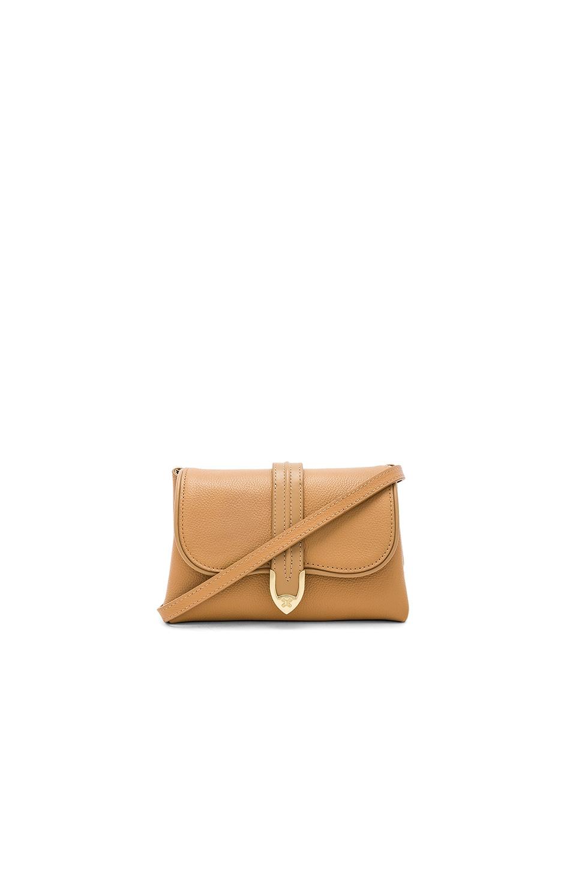 Sancia The Vienne Mini Bag in Pecan