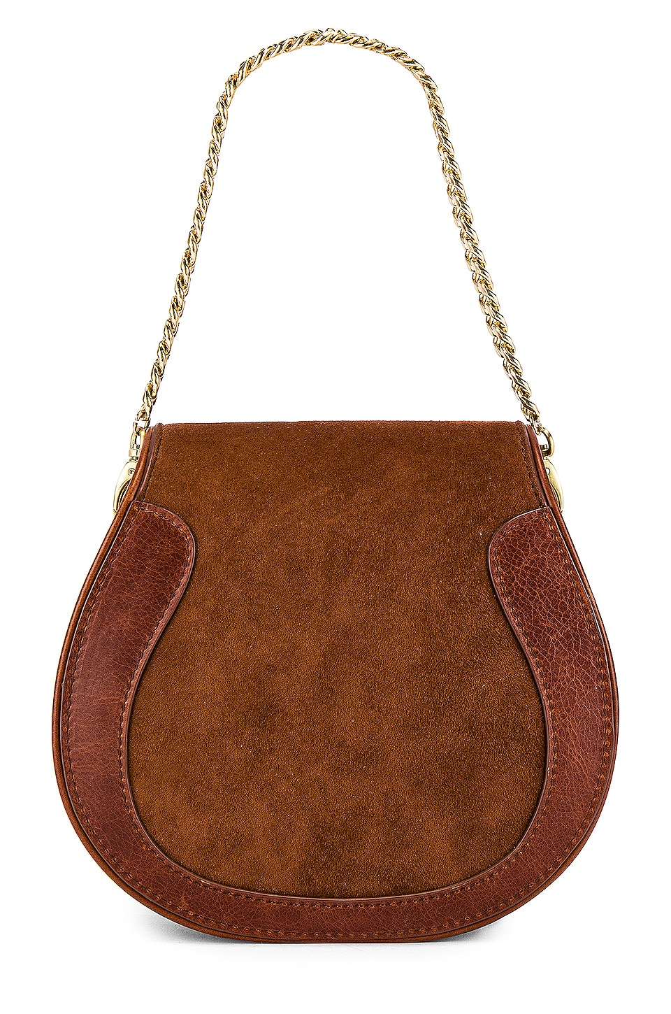 Sancia Ellea Mini Saddle in Vintage Tan