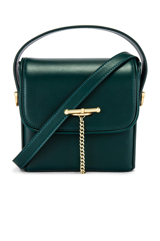 Sancia The Maeve Mini Bag in Hunter Green