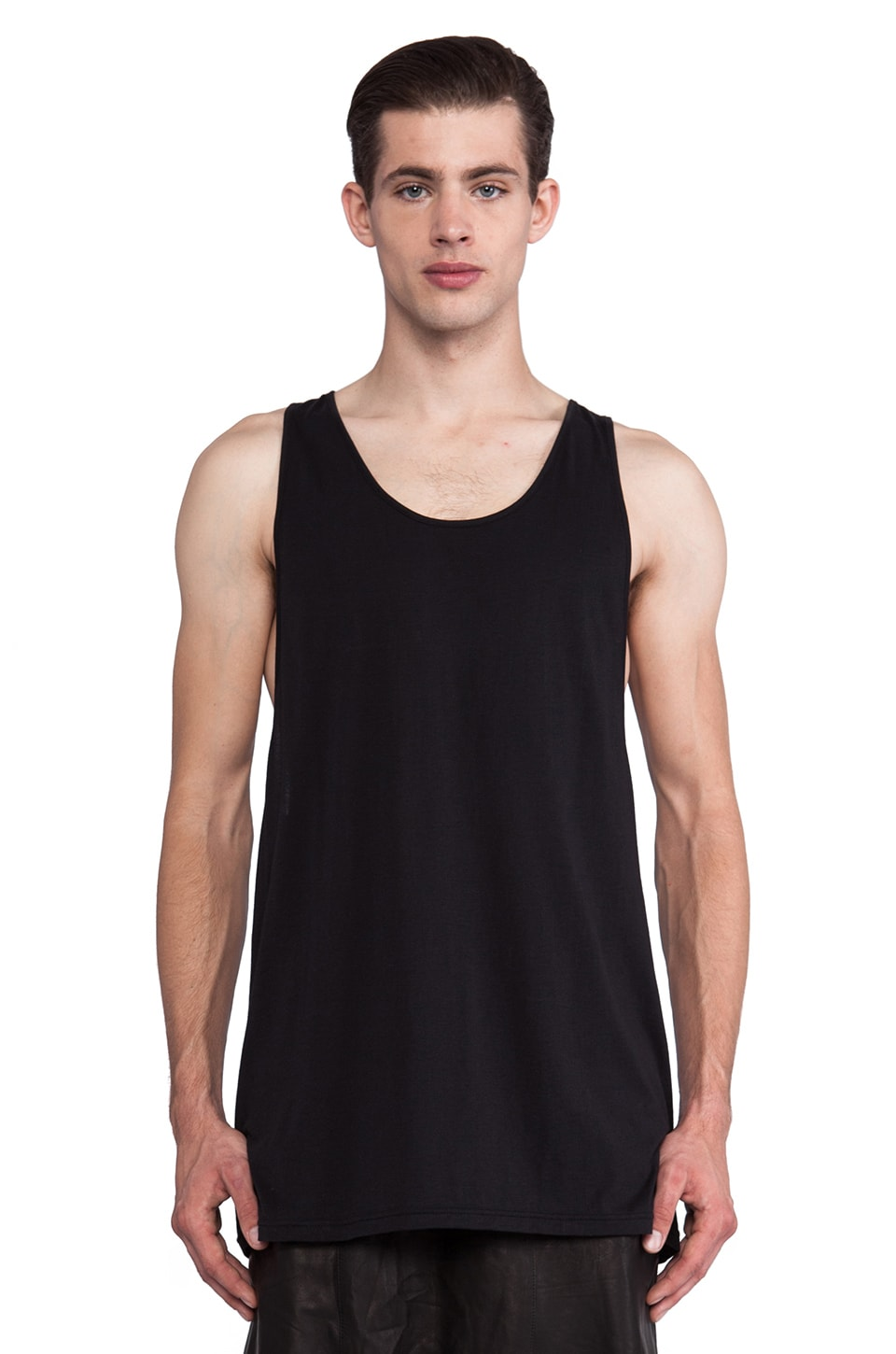 SKINGRAFT Tank in Black