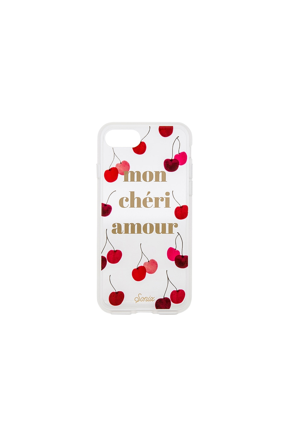 Sonix Mon Cheri iPhone 7 Case in Clear