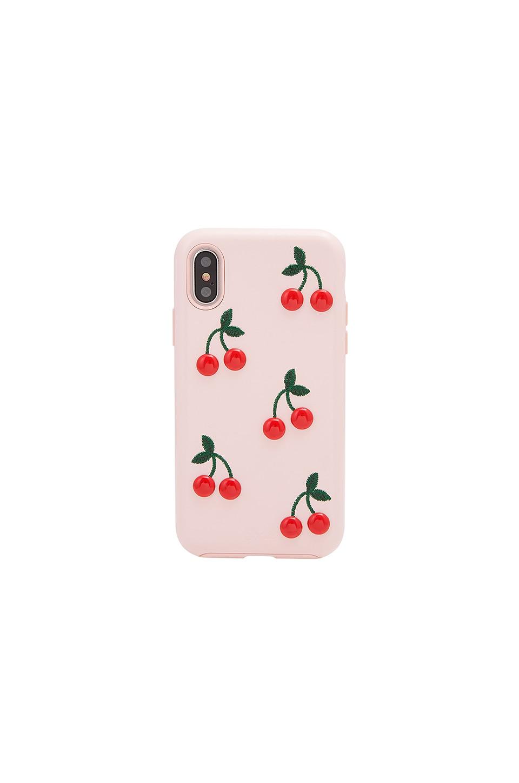 Sonix Patent Cherry iPhone XS/X Case