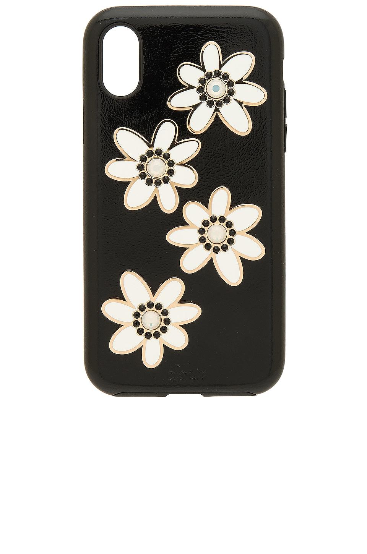 Sonix Swarovski Opal Daisy iPhone XS/X Case in Opal Daisy