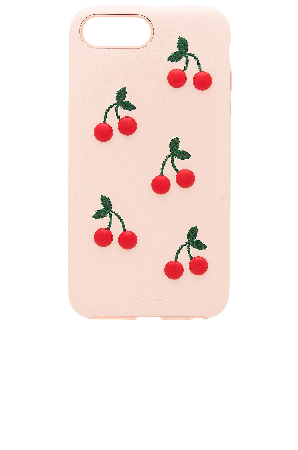 Sonix Patent Cherry iPhone 6/7/8 Plus Case in Patent Cherry