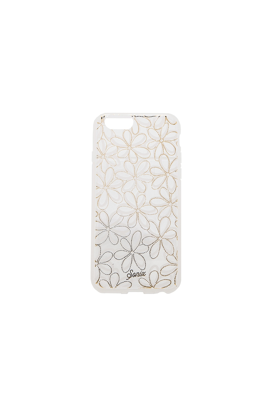 Sonix Clear Sweet Pea iPhone 6 Case in Clear