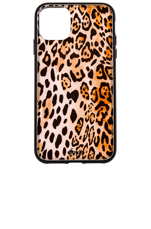Sonix Watercolor Leopard XS MAX Case in Leopard