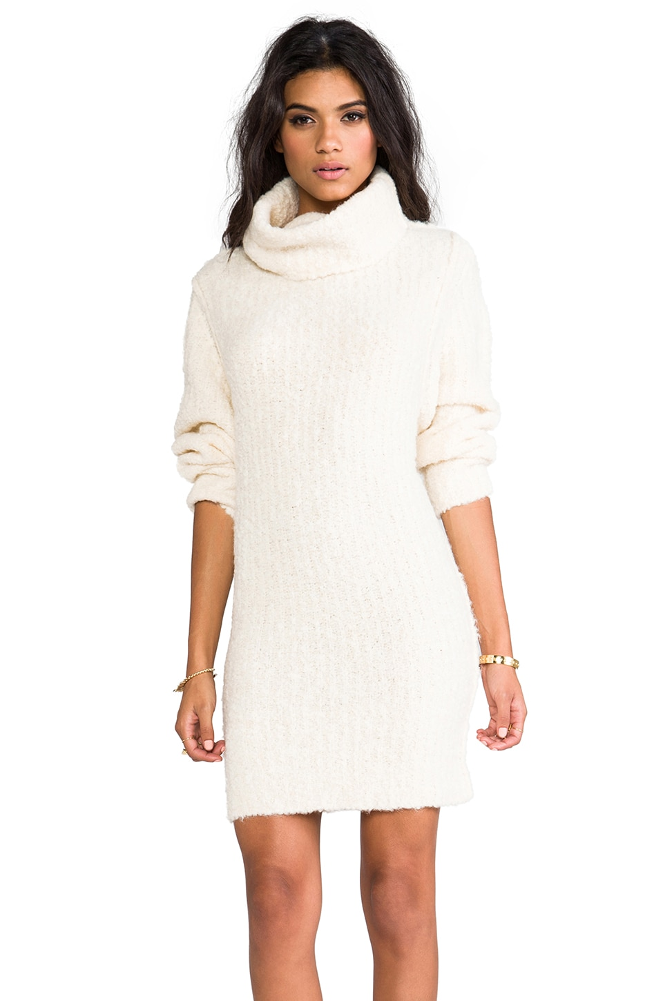 SONIA by Sonia Rykiel Sweater Dress in Dream