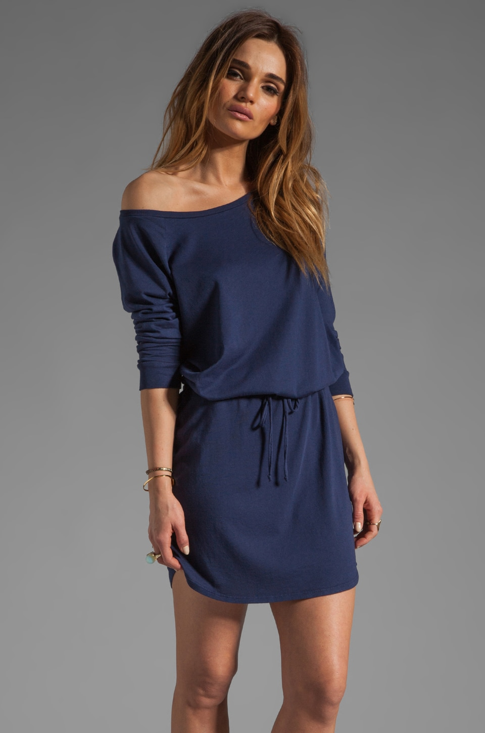 Soft Joie Analee Dress in Peacoat