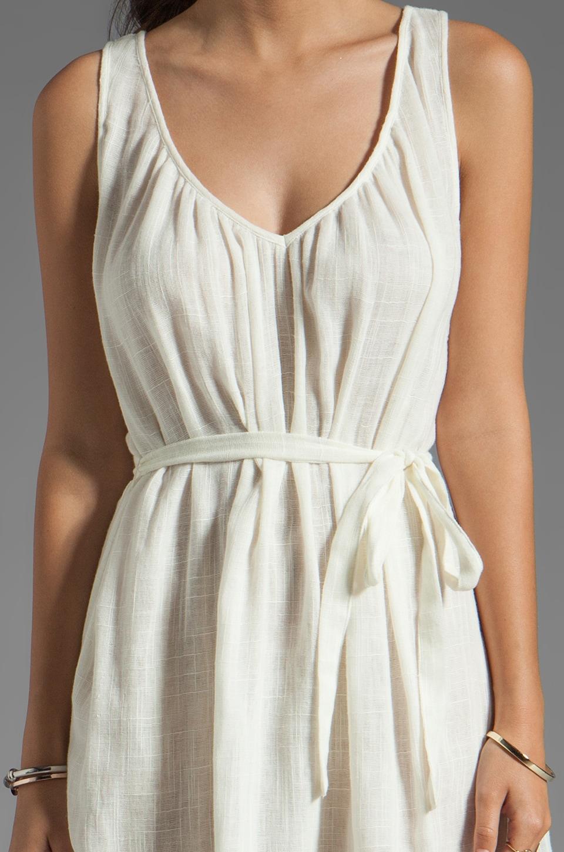 Soft Joie Langford Tank Dress in Porcelain
