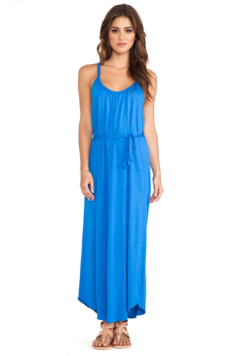 Soft Joie Laguna Maxi Dress in Azul