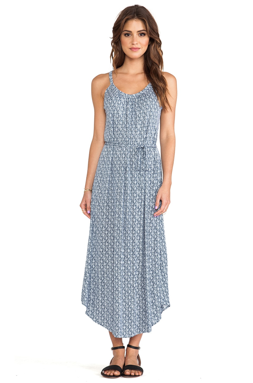 Soft Joie Laguna B Maxi Dress in Dark Denim