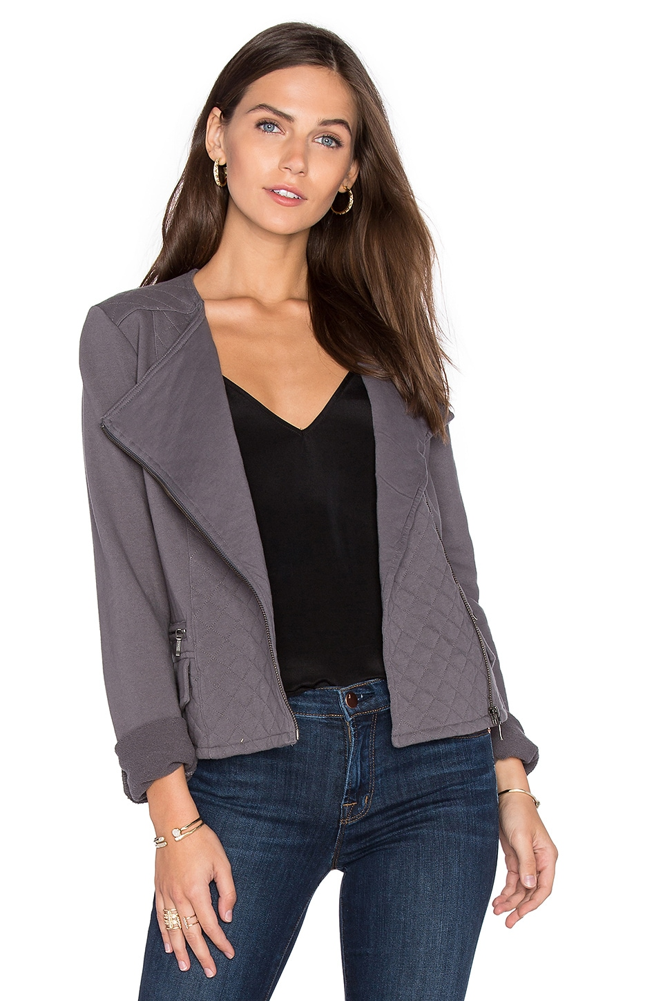 Jayla Moto Jacket by Soft Joie