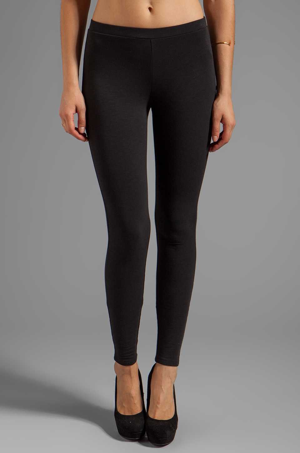 Soft Joie Abilene Legging in Caviar