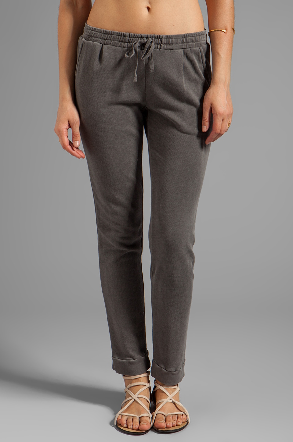 Soft Joie Grant Sweatpants in Capers
