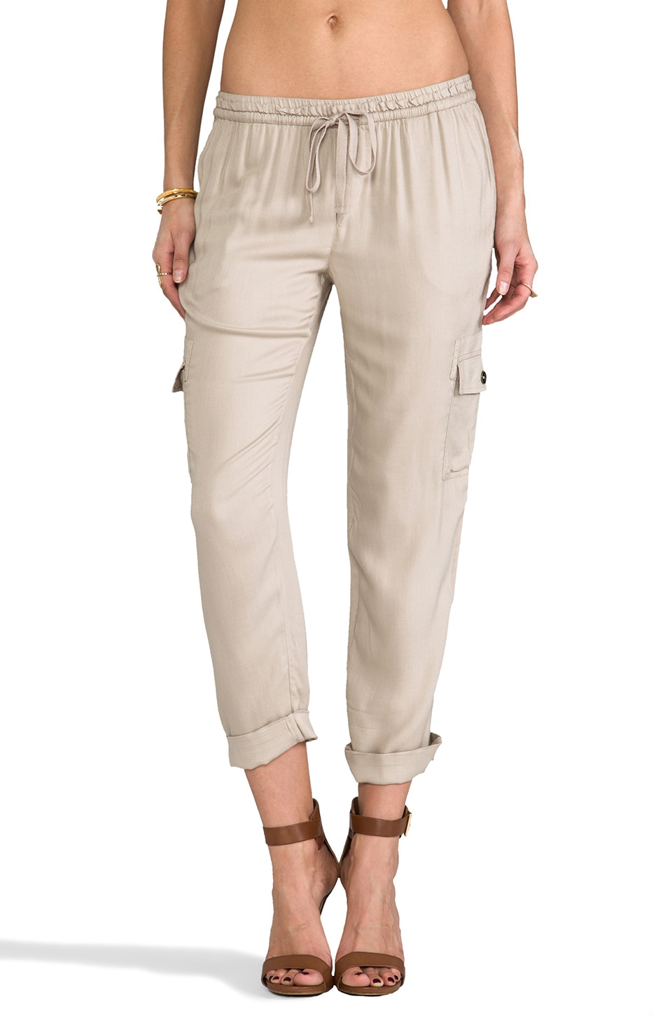 Soft Joie Laila Pants in Sandstorn