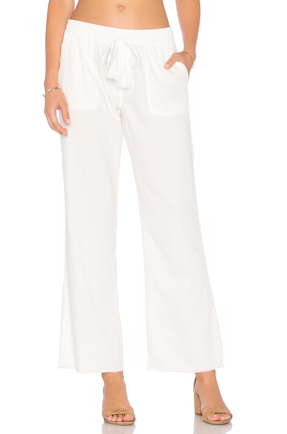 Soft Joie Dominik Pant in Porcelain