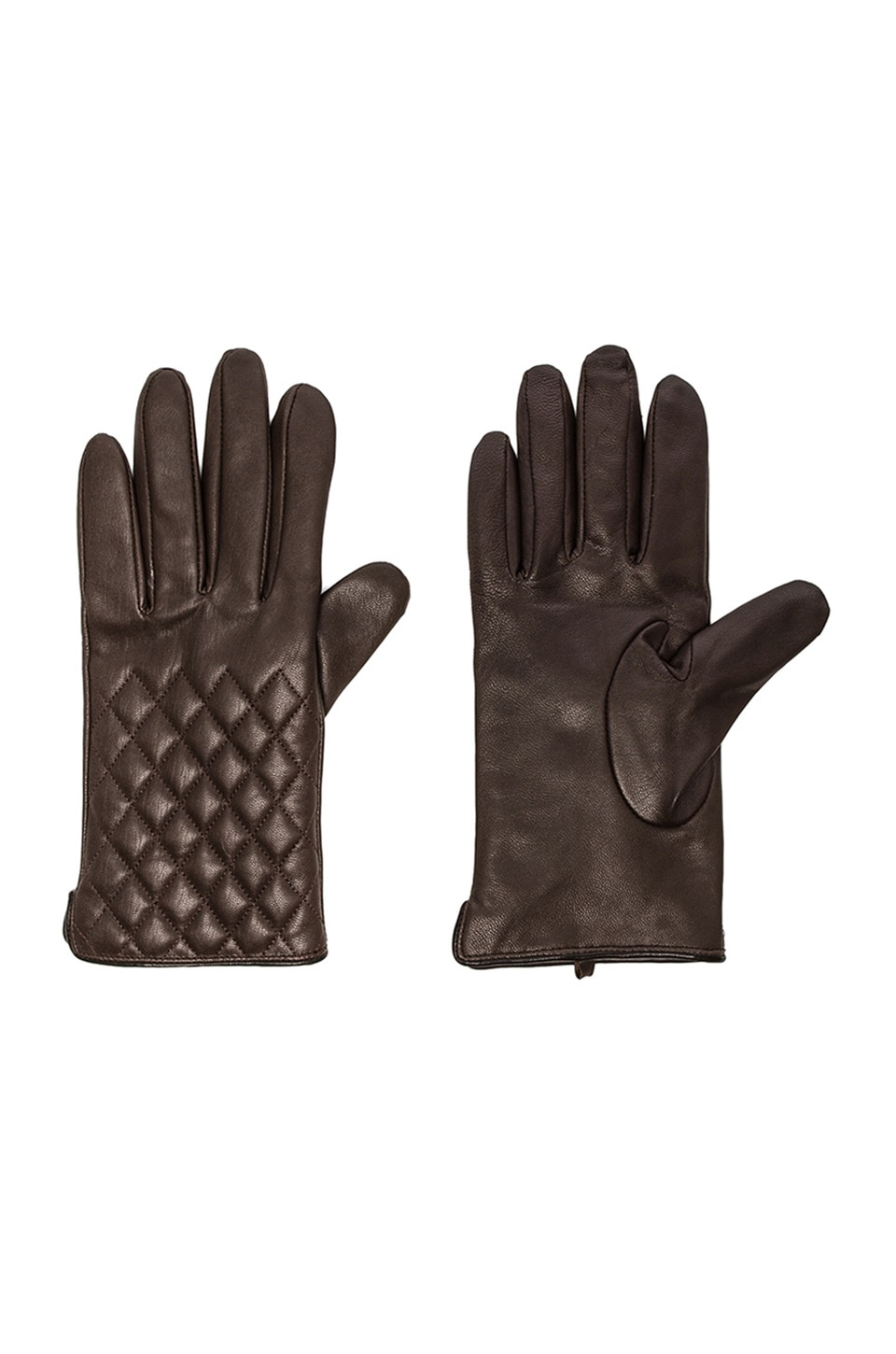 Soia & Kyo Luzzie Gloves in Cocoa