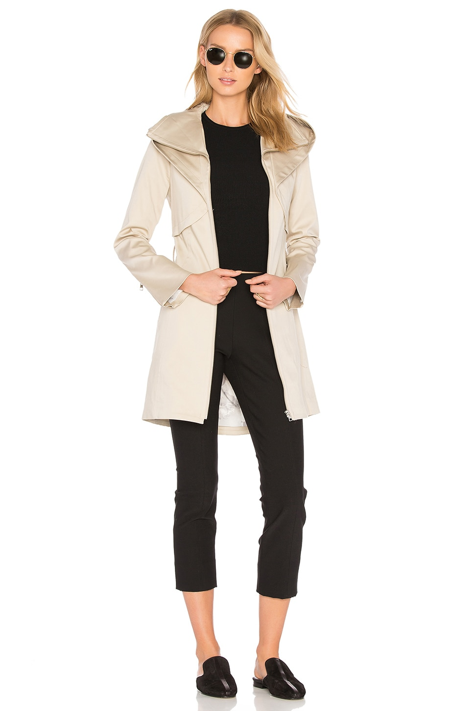 Arabella Trench by Soia & Kyo