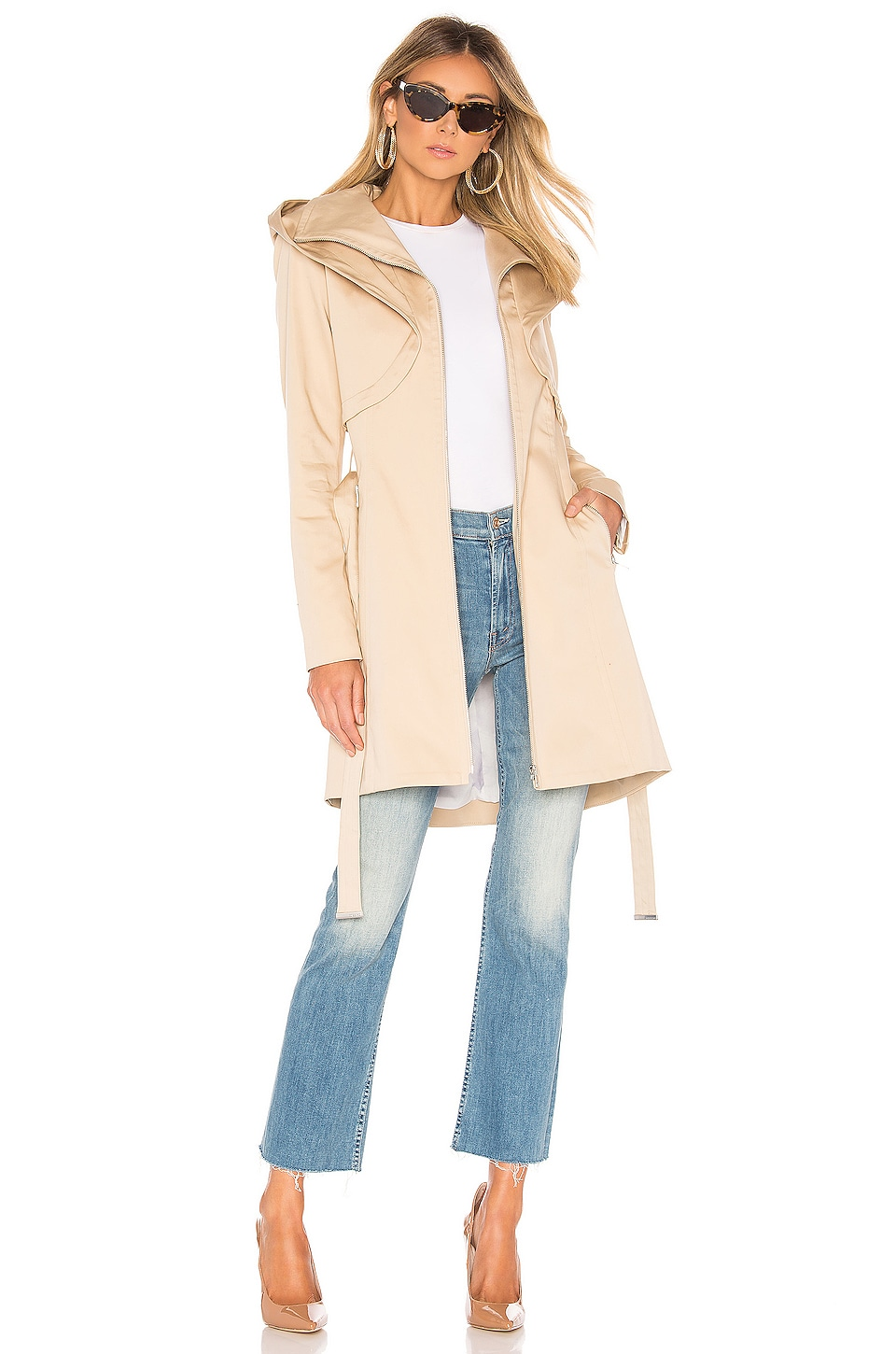 Soia & Kyo Arabella Jacket in Almond