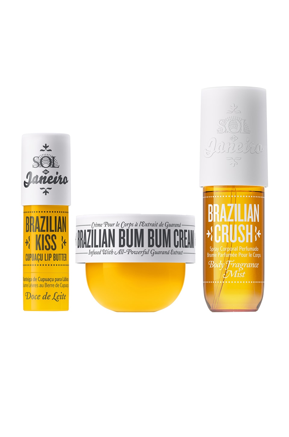 Brazilian Beauty Escape Set