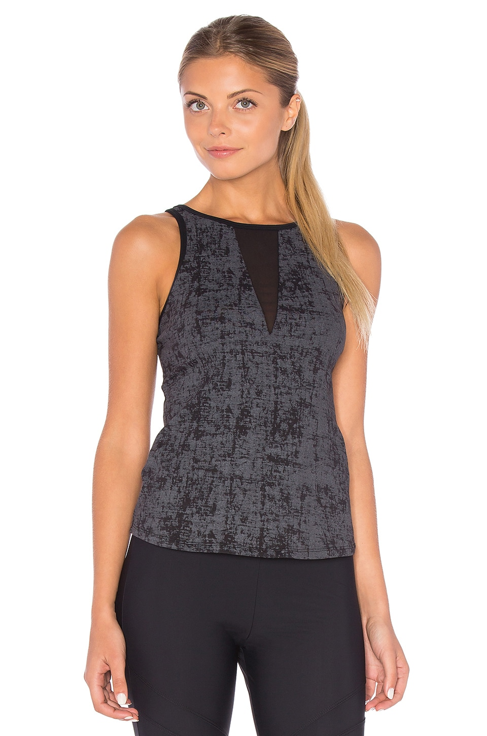 Embossed Sport Tank by SOLOW