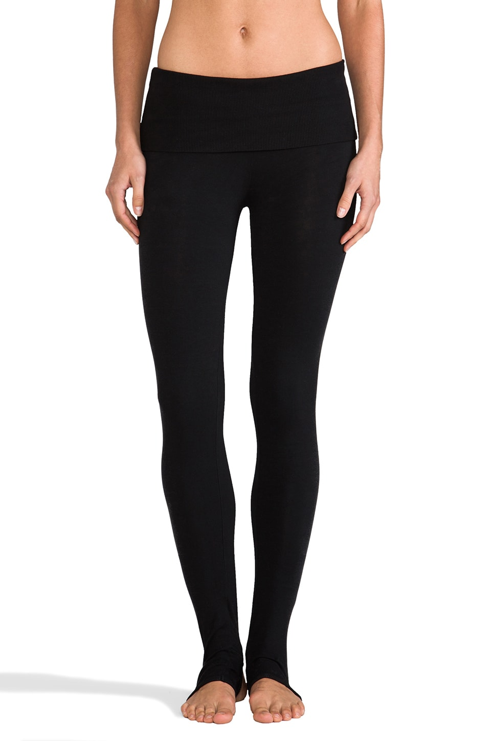 SOLOW Barre Legging w/ Footholes