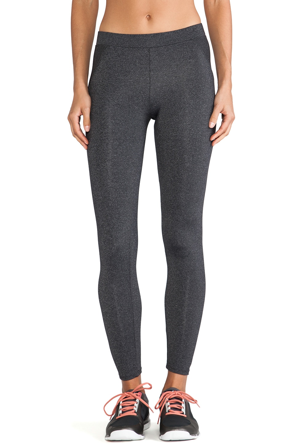 SOLOW Legging in Heather Charcoal