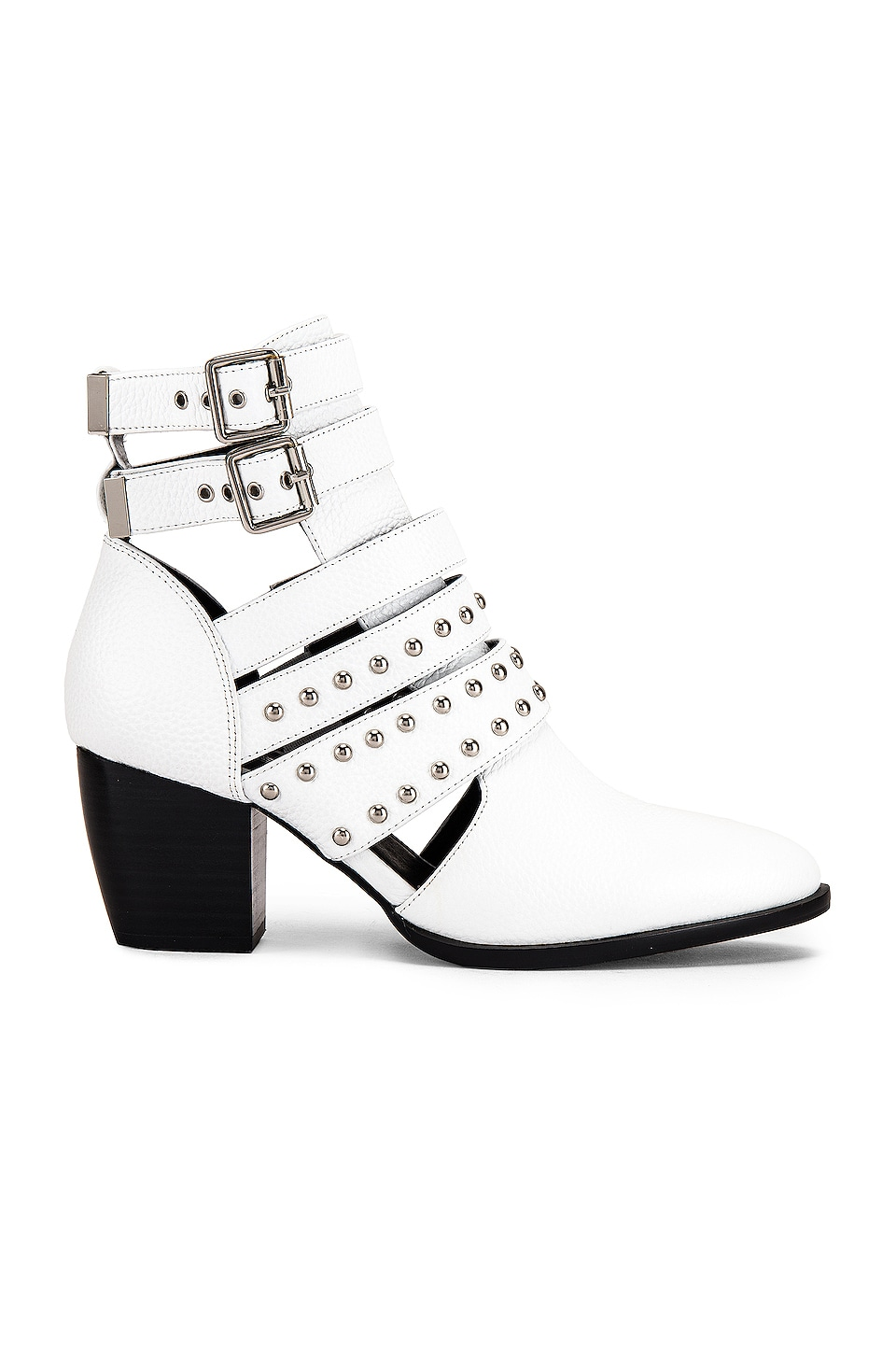 Sol Sana Willis Bootie in White