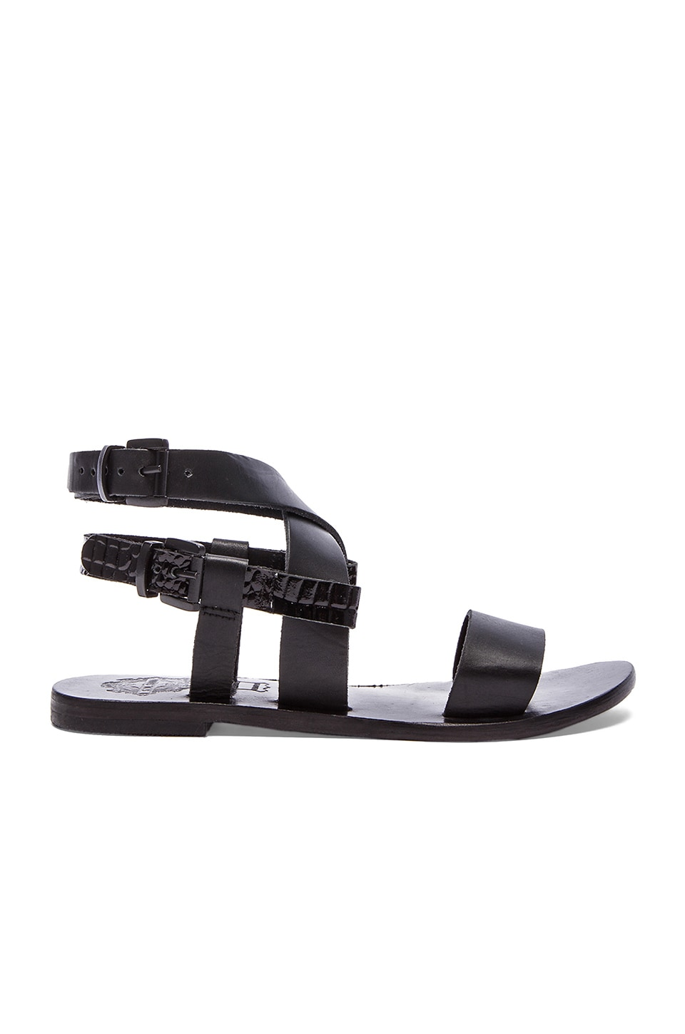 Sol Sana Avery II Sandal in Black