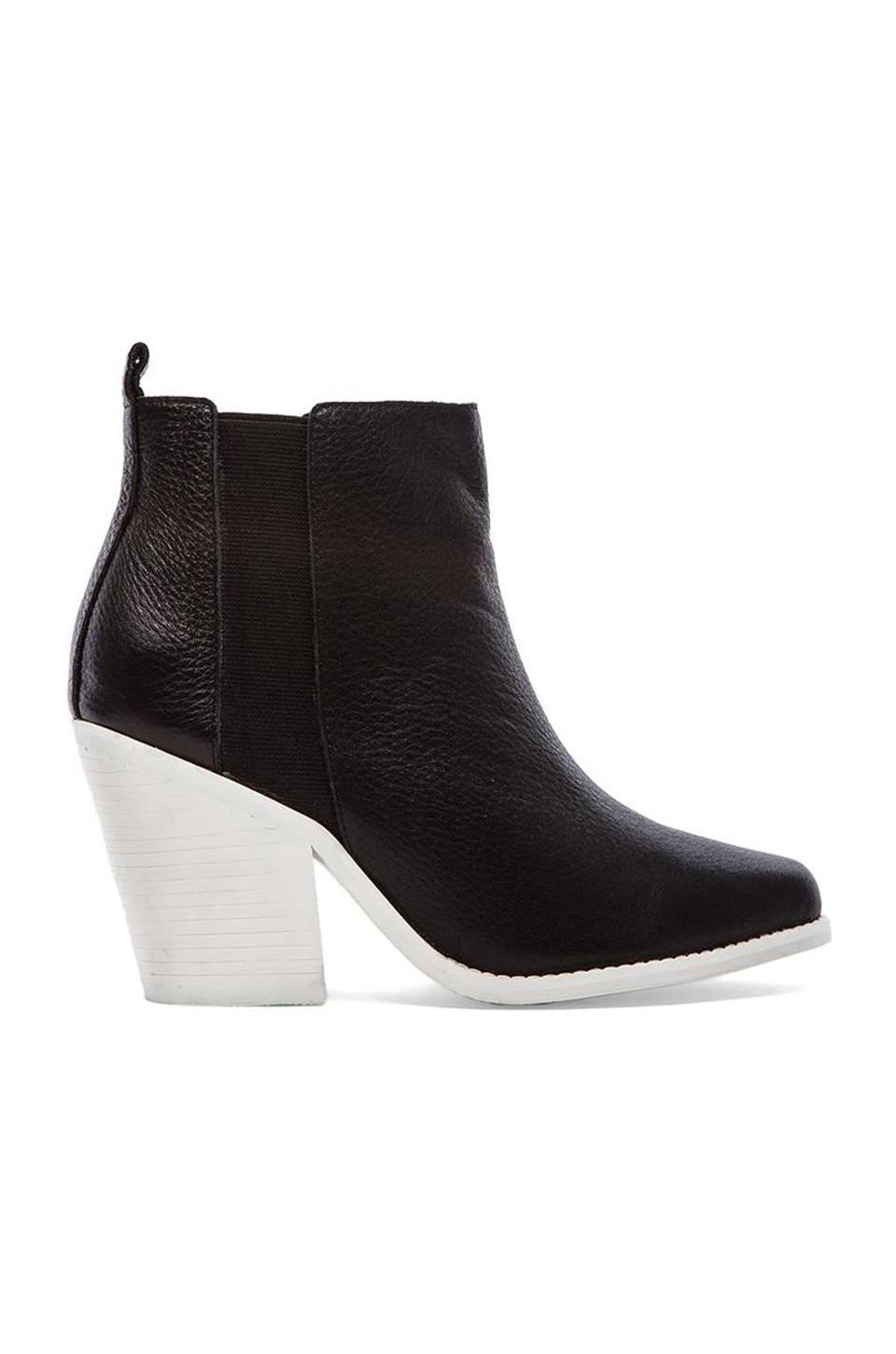 Sol Sana Toni Boot in Black & White